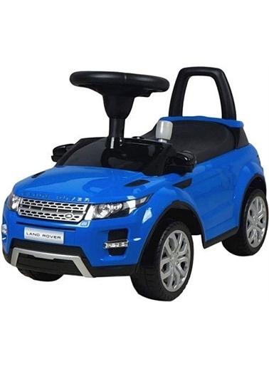 Kraft RANGE ROVER AKÜLÜ MİNİ JEEP 6 VOLT Mavi